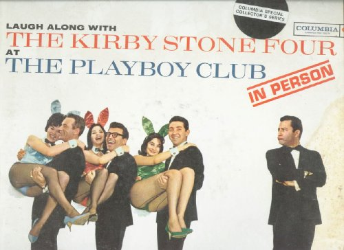 [LP Record] The Kirby Stone Four at the Playboy Club for sale  Delivered anywhere in USA