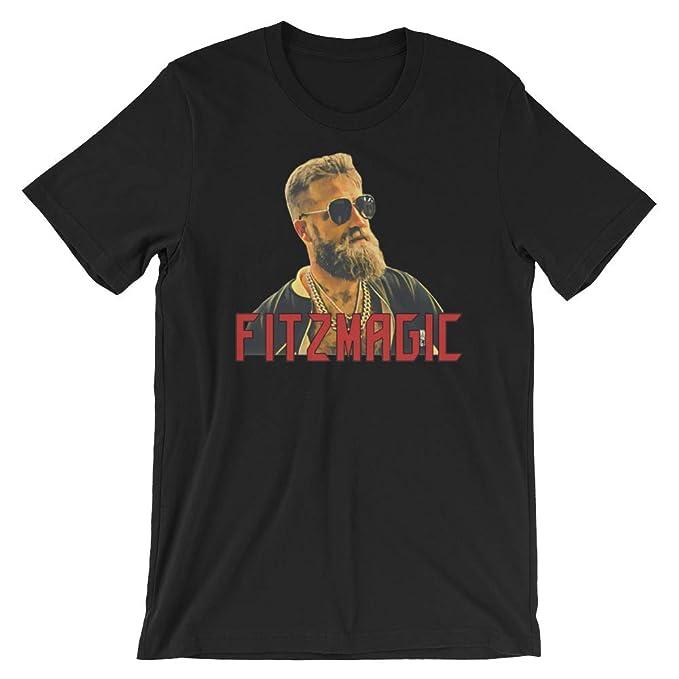 release date b7a60 1be1b Amazon.com: Chevronet Suken Ryan Fitzpatrick Fitzmagic Shirt ...