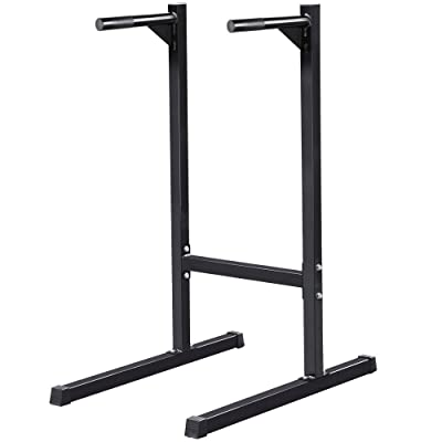 YAHEETECH Heavy Duty Dip Stand Parallel