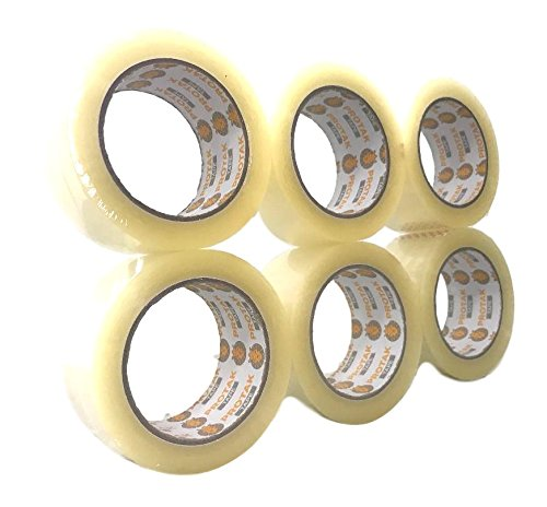 Protak Carton Sealing Tape PT21106I, Packing Tape, 2