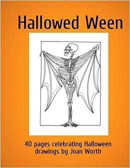 Amazon.com: Hallowed Ween: 40 drawings celebrating Halloween ...
