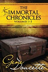 The Immortal Chronicles: Volumes 1 - 5 Paperback