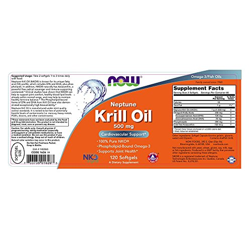 Buy krill oil best price