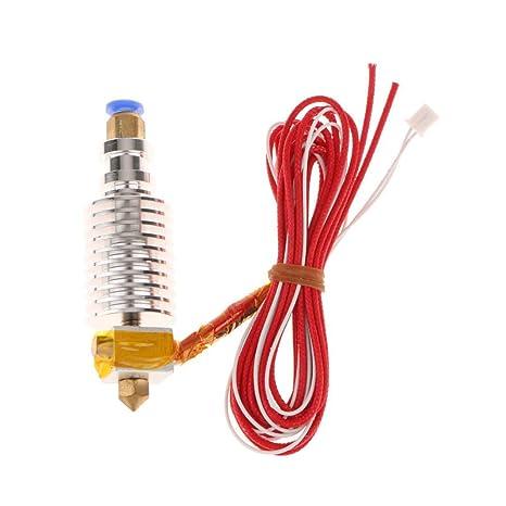 Kit para Hot-Extruder J-Head V5 para Impresora 3D extrusor Hilo 0 ...