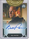Agents of SHIELD Archive Box Exclusive Autograph Card signed by Bill Paxton as Agent John Garrett
