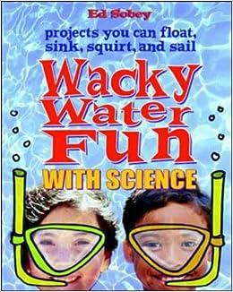 Book Wack Water Fun with Science