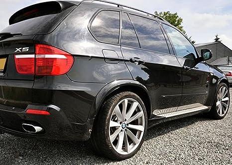 BMW X5 E70 LADO IZQUIERDO UMBRAL Falda Cinta De Protección De Pintura 51778038027 Nuevo Original