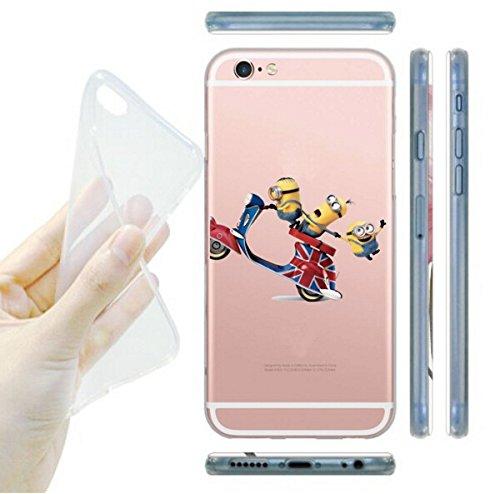 3 opinioni per iCHOOSE iPhone 6S Caso / Minions Fumetto Gel Caso per Apple iPhone 6s 6 /