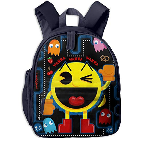 XINXINDY Pacman Unisex Student Schoolbag Zipper Girl for sale  Delivered anywhere in USA