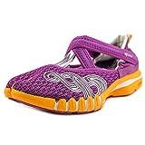 Ahnu Womens Yoga Split Cross Trainer Sneaker Shoes, Berry Blast, US 8