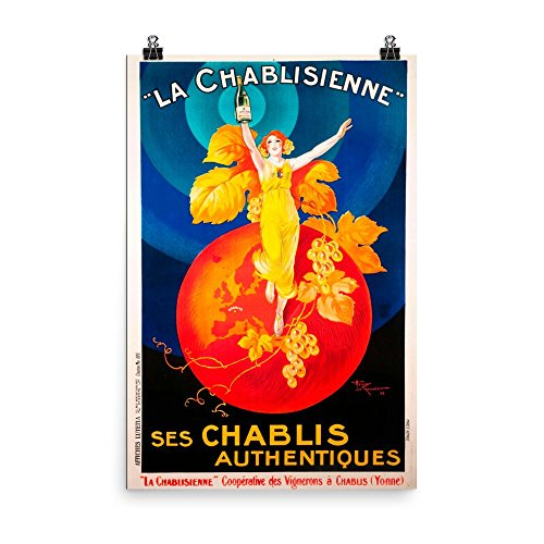 Vintage poster - La Chablisienne 0642 - Enhanced Matte Paper