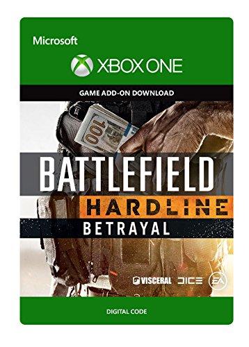 Battlefield Hardline Betrayal - Xbox One Digital Code
