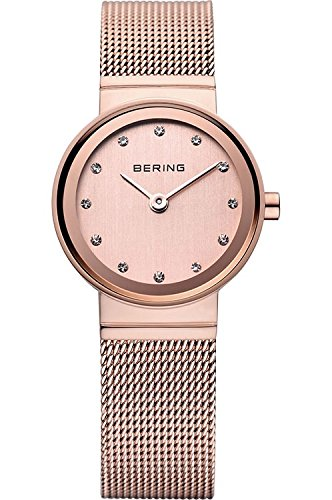 39c178405cc Buy BERING Classic Analog Rose Gold Dial Women s Watch-10122-366 Online at  Low Prices in India - Amazon.in