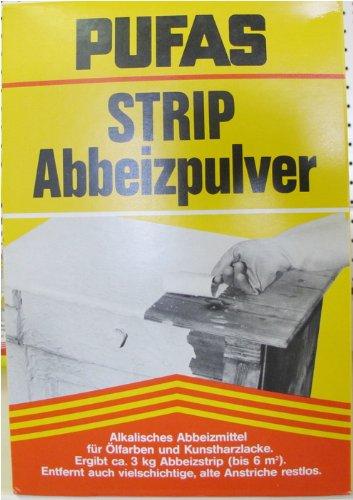Pufas Strip-Abbeizpulver       1,000 KG