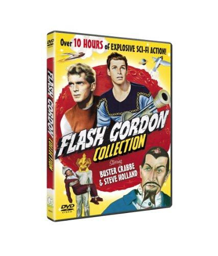 DVD : Flash Gordon (3-Disc Collector's Edition) (NTSC Format, 3 Disc)