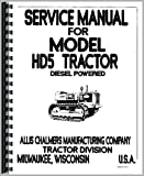 Allis Chalmers TS-5 Dsl Crawler Loader Service Manual