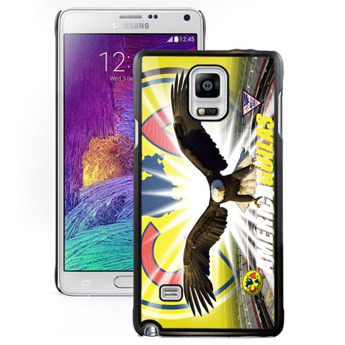 Price comparison product image Unique DIY Designed Case For Samsung Galaxy Note 4 N910A N910T N910P N910V N910R4 With Soccer Club Club America 01 Football Logo Cell Phone Case