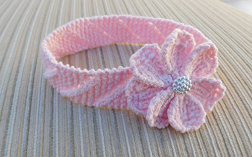 Knitting Pattern Baby Headband