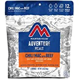 Mountain House Chili Mac with Beef | Freeze Dried Backpacking & Camping Food | Survival & Emergency Food