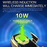 Wireless car Charger,EERIE A5 Smart Sensor Wireless