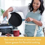 Ayesha Curry Enamel on Steel Bacon Grease Can