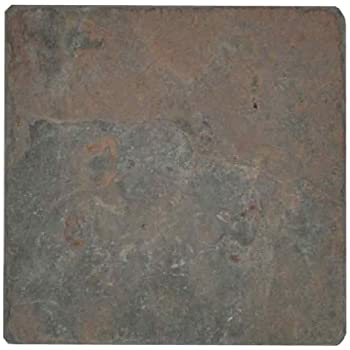 ICJ Inch By Inch Slate Wall And Floor Tile Ceramic Tiles - 4 inch slate tile