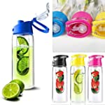 IDH 800ML Fruit Infusing Infuser Wate...