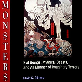 amazon com monsters evil beings mythical beasts and all manner