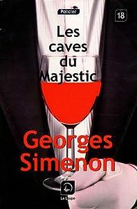 """Afficher """"Une enquête du commissaire Maigret<br /> Les caves du Majestic"""""""