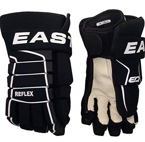 Easton Synergy Reflex Junior Hockey Gloves BLACK - Gloves Hockey Junior Black