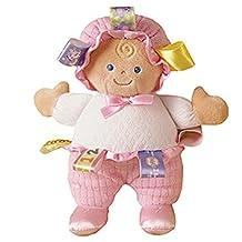 Mary Meyer Taggies Developmental Baby Doll