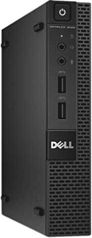 Dell Optiplex 9020 Ultra Small Tiny Desktop Micro Computer PC (Intel Core i3-4160T, 8GB Ram, 256GB Solid State SSD, WiFi, HD