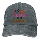 Best love Dad Grandpas - Lyle Clugg Adjustable Baseball Cap I Love My Review