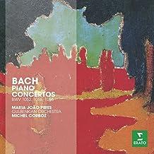The Erato Story - Bach: Piano Concertos - BWV 1052, 1055, 1056 by Maria Joao Pires