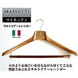 MAINETTI マイネッティ サルトリアーレハンガー 40cm 【6本セット】