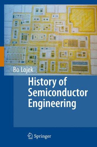 History of Semiconductor Engineering ebook