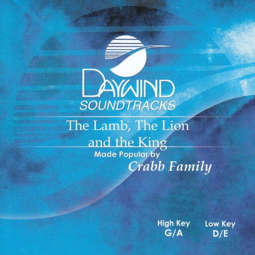 Lamb The Lion And The King [Accompaniment/Performance Track] (Cd King Accompaniment)