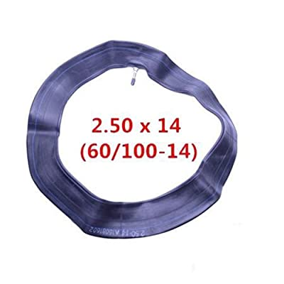 "2.50/2.75 X 14 14"" Inner Tube For Kawasaki KLX110 KX60 KTM65 PW80 CRF70 SDG SSR BIKE 110cc 125cc fit For Honda CR60 CR 60 KTM 65 KX 60 70cc fit For Yamaha YZ50 YZ60 PW 80 83 85 PW80 PW83 PW85 TTR90: Automotive"