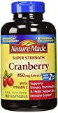 Cheap Nature Made Cranberry 450mg Extract 180 Softgels