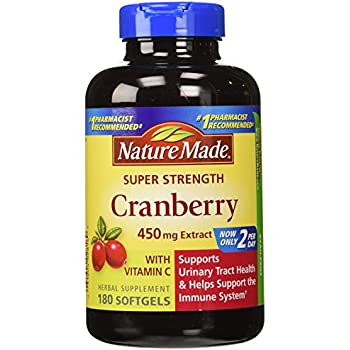 Nature S Bounty Cranberry Pills Review
