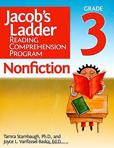Jacob's Ladder Reading Comprehension Program: Nonfiction (Grade 3)