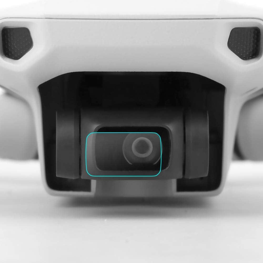 brotect Protection Ecran Verre Compatible avec DJI Mavic 2 Pro // 2 Lentille Film Protecteur Vitre 9H Anti-Rayures AirGlass
