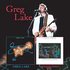 GREG LAKE / MANOEUVRES