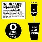 SPLENDA LIQUID Zero Calorie Sweetener drops, 1.68