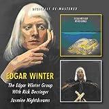 Edgar Winter  -  The Edgar Winter Group With Rick Derringer/Jasmine Nightdreams