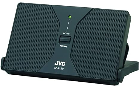 Review JVC SP-A120-B Portable Stereo