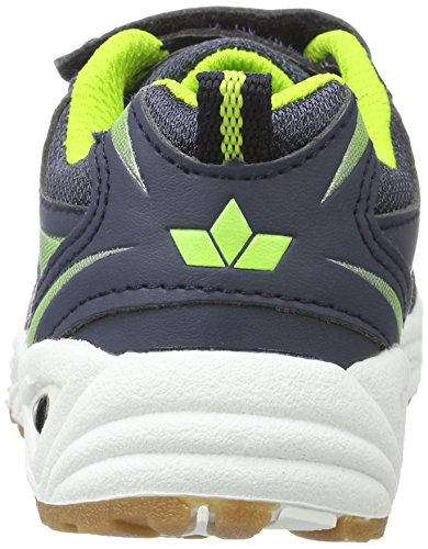 LicoBob Vs - Zapatillas Deportivas para Interior Niños Azul (Marine/blau/lemon)