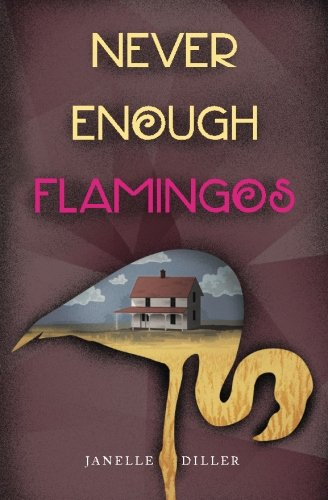Never Enough Flamingos Janelle Diller product image