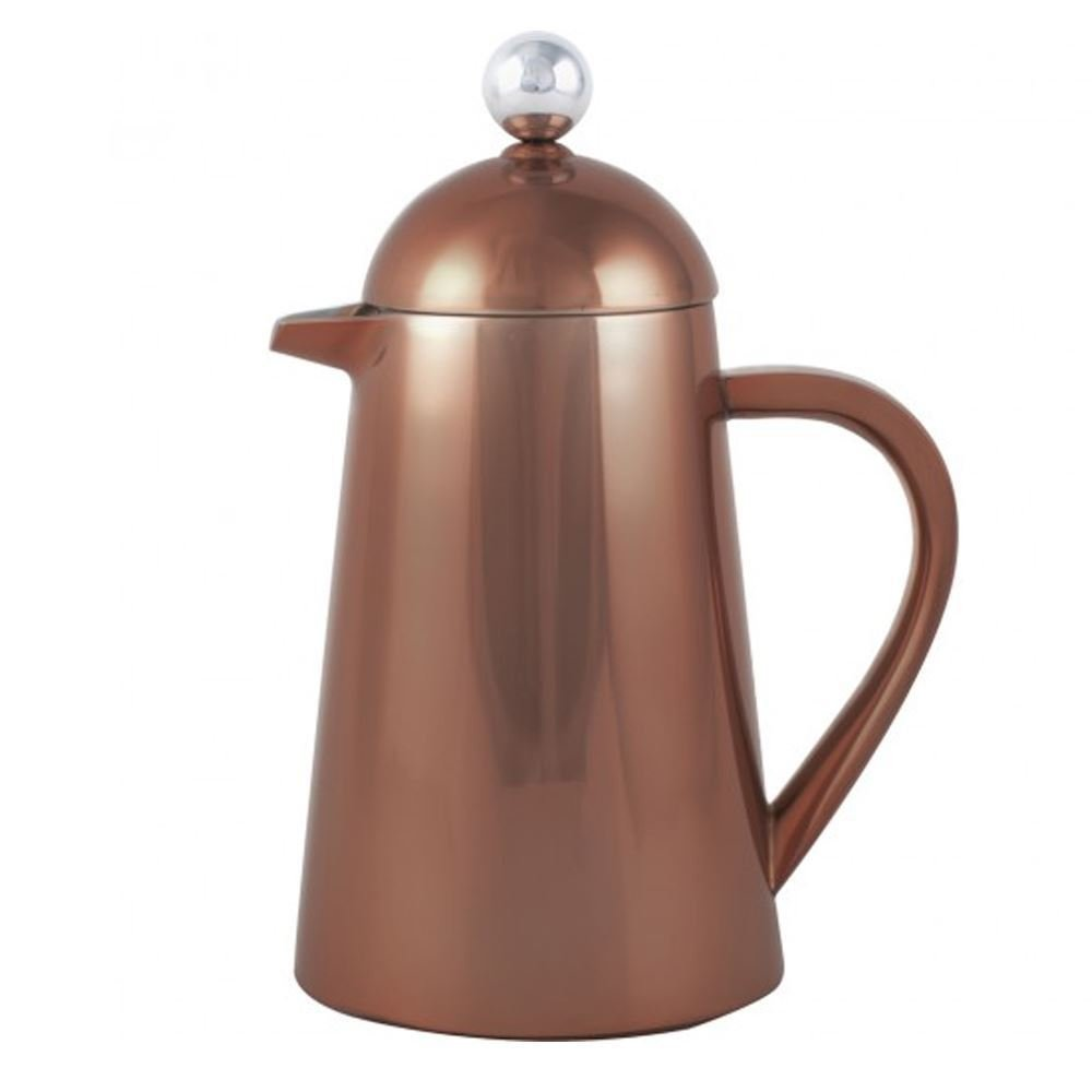 La Cafetiere 3 Cup Thermique French Press in Copper by CreativeTops