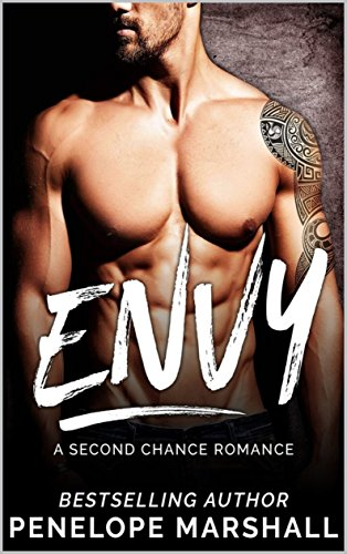 Envy: A Second Chance Romance (Deadly Sin Series Book 2) by [Marshall, Penelope]